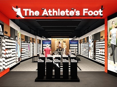 Athlete S Foot Shoe Stor Showing