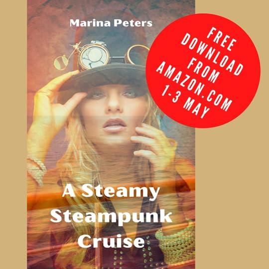 A Steamy Steampunk Cruise - Marina Peters
