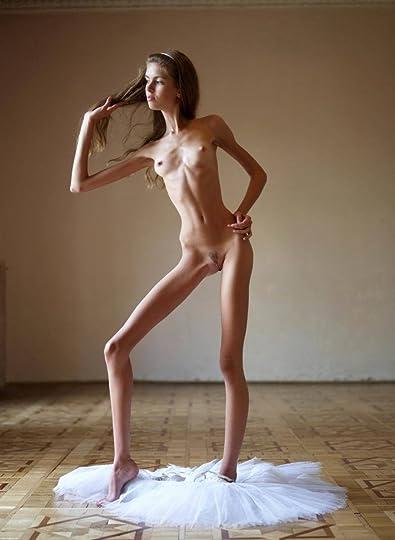 Very skinny porn