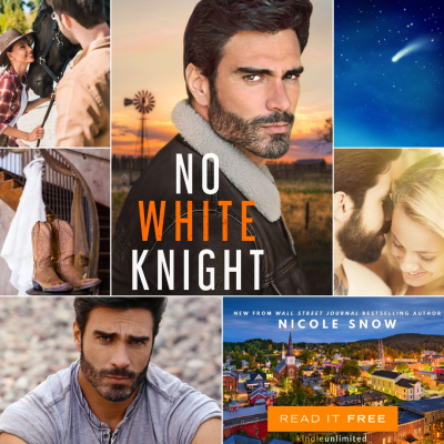 No White Knight Banner