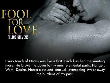 fool for love felice stevens - Google Search