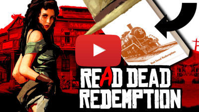 Red Dead Redemption by Matt Margini from Boss Fight Books book review