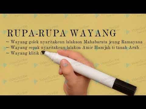 Cerpen Bahasa Sunda Jeung Unsur Intrinsiknya | Cerpen