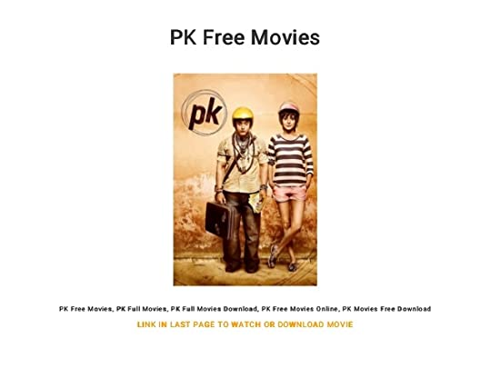 LRC at Chesapeake College - PK The Movie 1 Full Movie Downloadl Showing 1-1  of 1