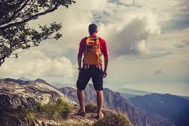 man on a hiking trail - Google Search
