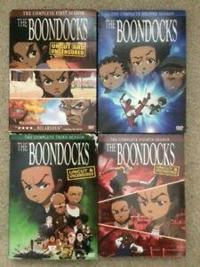 Omnomdotcom The Boondocks Season 2 Download Zip Showing 1 1 Of 1