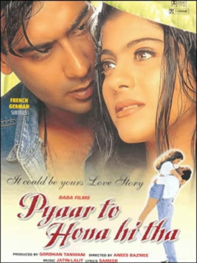 Homme de Fer - Pyar To Hona Hi Tha 720p Hd Movie Download Showing 1-1 of 1