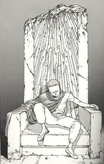 Akira Vol 6 By Katsuhiro Otomo