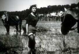 Silvana Mangano in Riso Amaro