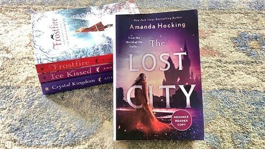 Lost City by Amanda Hocking on Story Darling