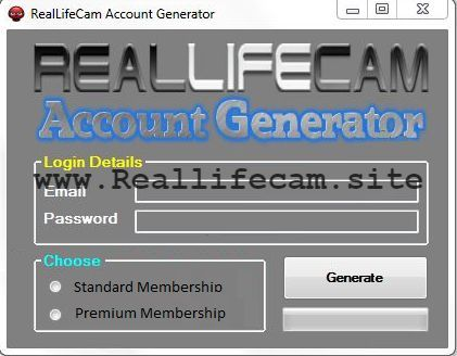 Reallifecam Working Login