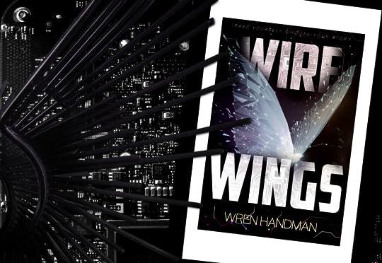 Wire Wings by Wren Handman