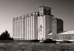 Image result for cast-concrete grain elevators hutchinson ks