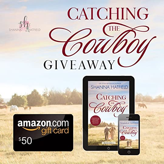 Catching the Cowboy Giveaway