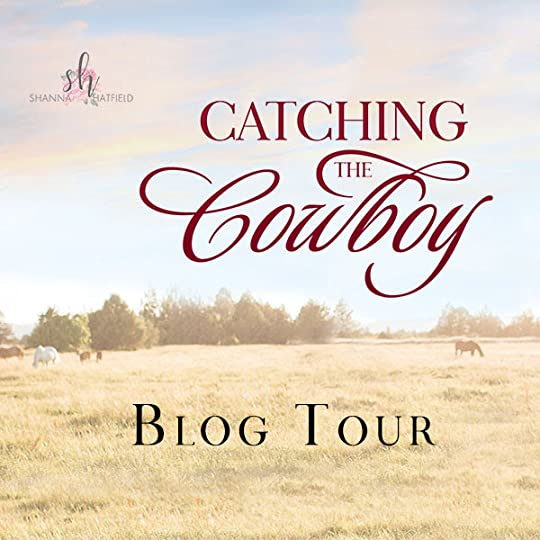 Catching the Cowboy Blog Tour Button