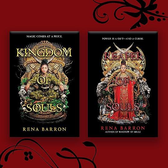 Reaper of Souls and Kingdom of Souls
