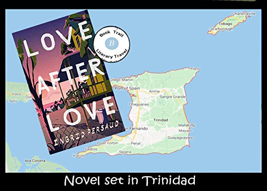 book set in trinidad love after love