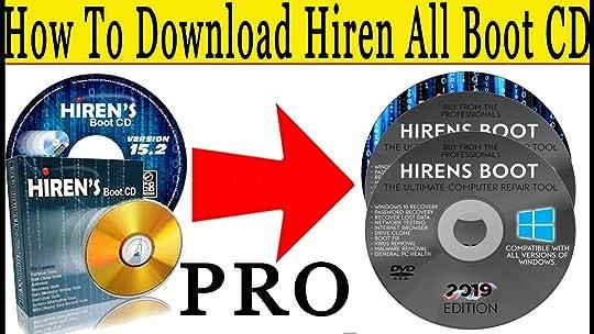 Hiren Boot 11.5 Download