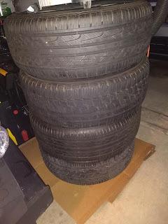 215/55R16 tires