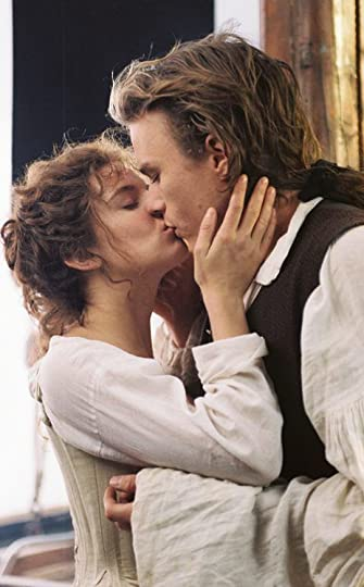 CASANOVA Heath Ledger is the adventurous and promiscuous Venetian hunk Casanova who is nearly put to death for his immoral ways before escaping the city with his love Francesca (Sienna Miller).
