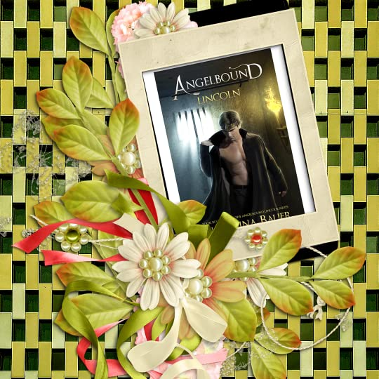 Lincoln (Lincoln Angelbound #2) by Christina Bauer