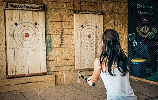 An ax-throwing event venue is staking its ground north of Denver, opening a 2,500-square-foot outpost at 845 E. 73rd Ave. this August