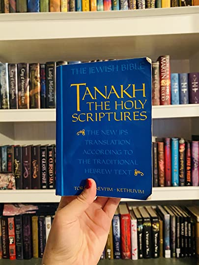 Tanakh The Holy Scriptures By Anonymous