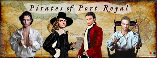 Pirates of Port Royal banner