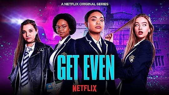 Get Even TV Banner
