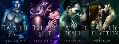 NEW TWISTED COVERS