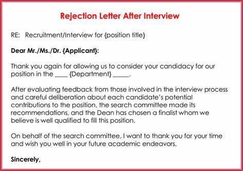 Applicant Rejection Letter After Interview from i.gr-assets.com