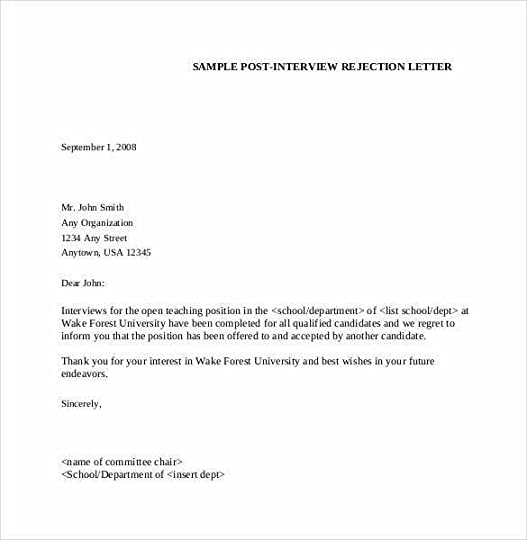Sample Job Rejection Letter from i.gr-assets.com