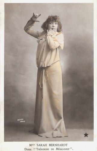 Sarah Bernhardt in Théroigne de Méricourt