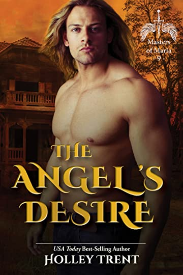 Cover of The Angel