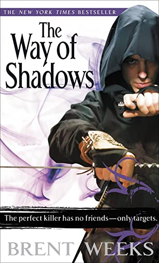 The Way of Shadows cover