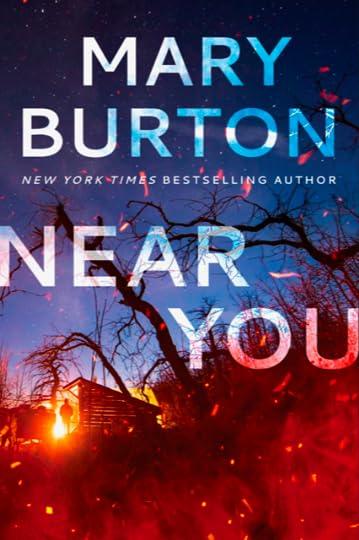 Mary Burton Near You Cover