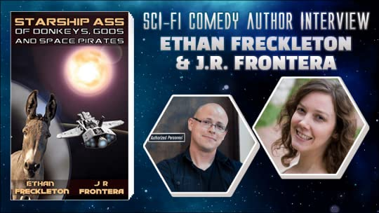 Sci-Fi Comedy Interview: Ethan Freckleton & J.R. Frontera