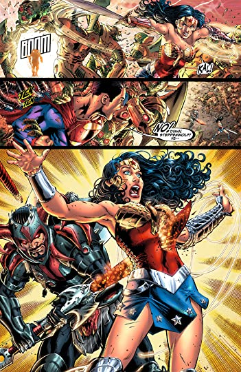 NEW 52: Earth 2 | WTF, DC?