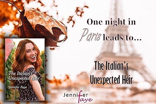 The Italian's Unexpected Heir - FB 2