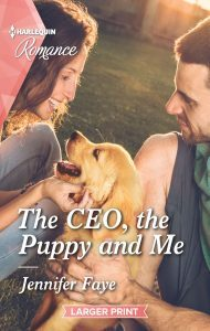 The CEO, the Puppy and Me by Jennifer Faye