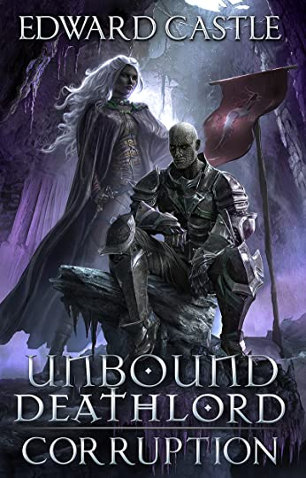 Cover for Unbound Deathlord 3: Corruption