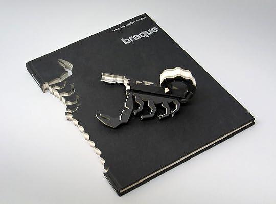 Book art by Robert The Read