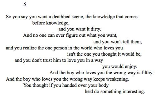 Poems about secret love crushes