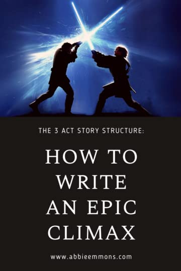 How to Write a Dramatic Climax (for ANY Genre!)