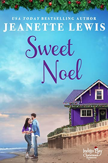Book cover Sweet Noel Jeanette Lewis