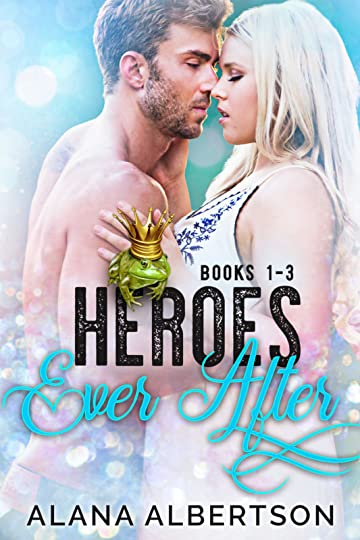 Heroes Ever After: Books 1-3 Box Set