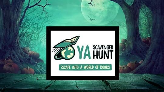 Fall 2020 YA Scavenger Hunt Image