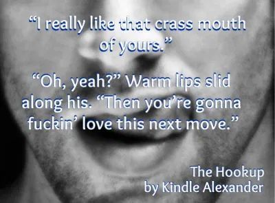 Cover Reveal for The Hookup by Kindle Alexander – Romancing the Dispatcher