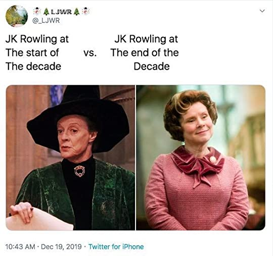 J.K. Rowling TERF Controversies | Know Your Meme