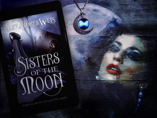Sisters of the Moon by Alexandrea Weis